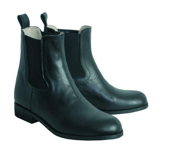Классические ботинки для конного спорта