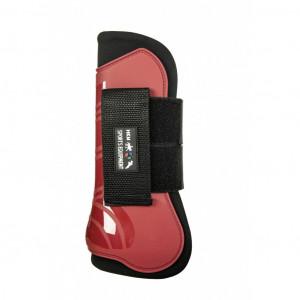 Ногавки HKM Red купить в интернет магазине конной амуниции