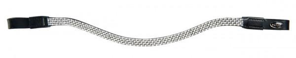 Налобник HKM Placer of diamonds купить в интернет магазине конной амуниции
