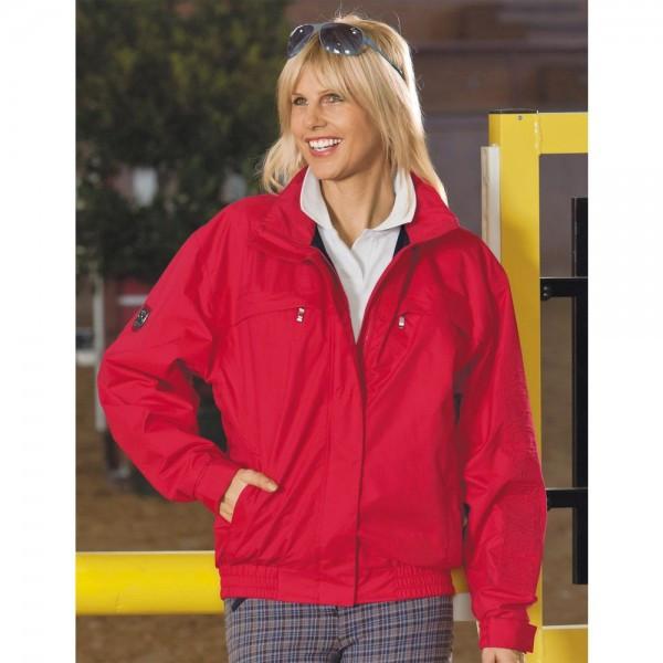 Куртка красная унисекс, Black-Forest купить в интернет магазине конной амуниции