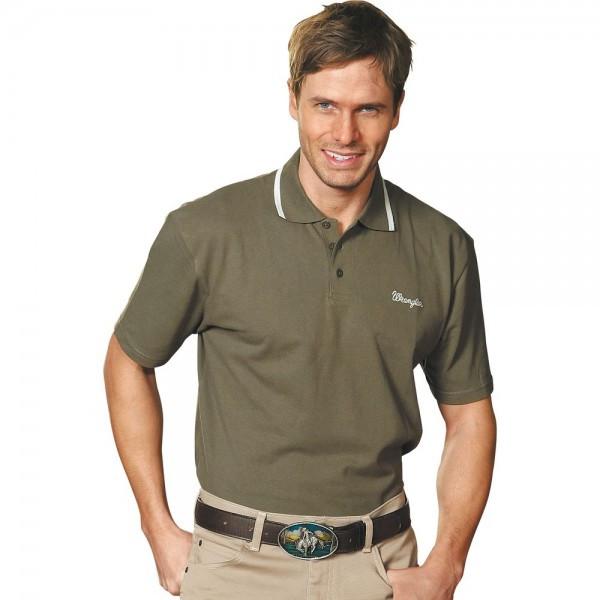 Поло мужское, Wrangler купить в интернет магазине конной амуниции